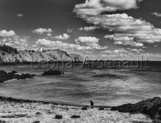 CANADA;NEW_BRUNSWICK;GRAND_MANAN;WATER;BEACH;HORIZONTAL;LIGHTHOUSE;CLIFF;ROCKS;B