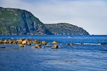 CANADA;NEWFOUNDLAND;GROS_MORNE_NATIONAL_PARK;NORRIS_POINT;ROCKS;SHORES;WATER;BON
