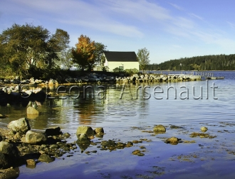 CANADA;NOVA_SCOTIA;ST._MARGARETS_BAY;WATER;ROCKS;SHED;HORIZONTAL;NAUTICAL;WATERS
