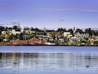 CANADA;NOVA_SCOTIA;LUNENBURG;BUILDINGS;WATERSCAPE;WATER;HORIZONTAL;