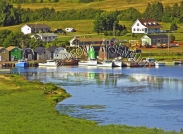 CANADA;PRINCE_EDWARD_ISLAND;QUEENS_COUNTY;FRENCH_RIVER;BOATS;FISHING_BOATS;WATER